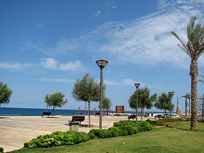 Могу Вам сказать, что на острове Крит погода с её мягким.